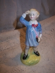 ROYAL DOULTON FIGURE LITTLE BOY BLUE HN 2062