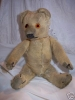 EARLY MERRYTHOUGHT TEDDY BEAR TLC !!