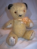 CHAD VALLEY SOOTY BEAR WITH LABEL